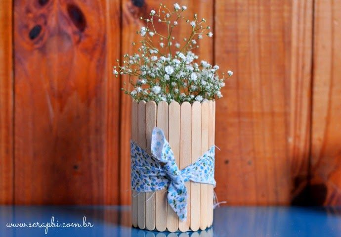 ScrapBi: DIY - Ideias de mini arranjos para mini weddings