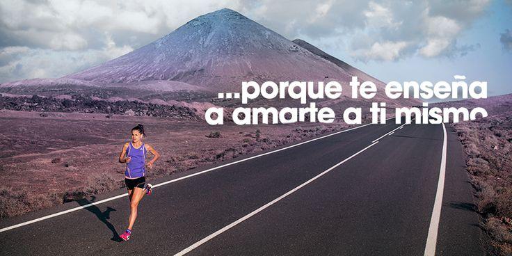 El #running es un deporte al que acabarás amando... #decathlon #deporte