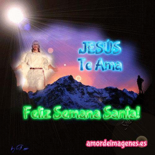 Imágenes en movimiento Semana Santa