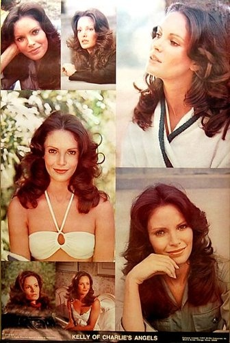 Charlie's Angels - Kelly Garrett (Jaclyn Smith) 1977 23x35 Poster;  I had this poster when I was a girl