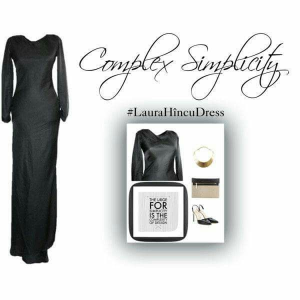 Cimplex Simplicity #LauraHîncuDress