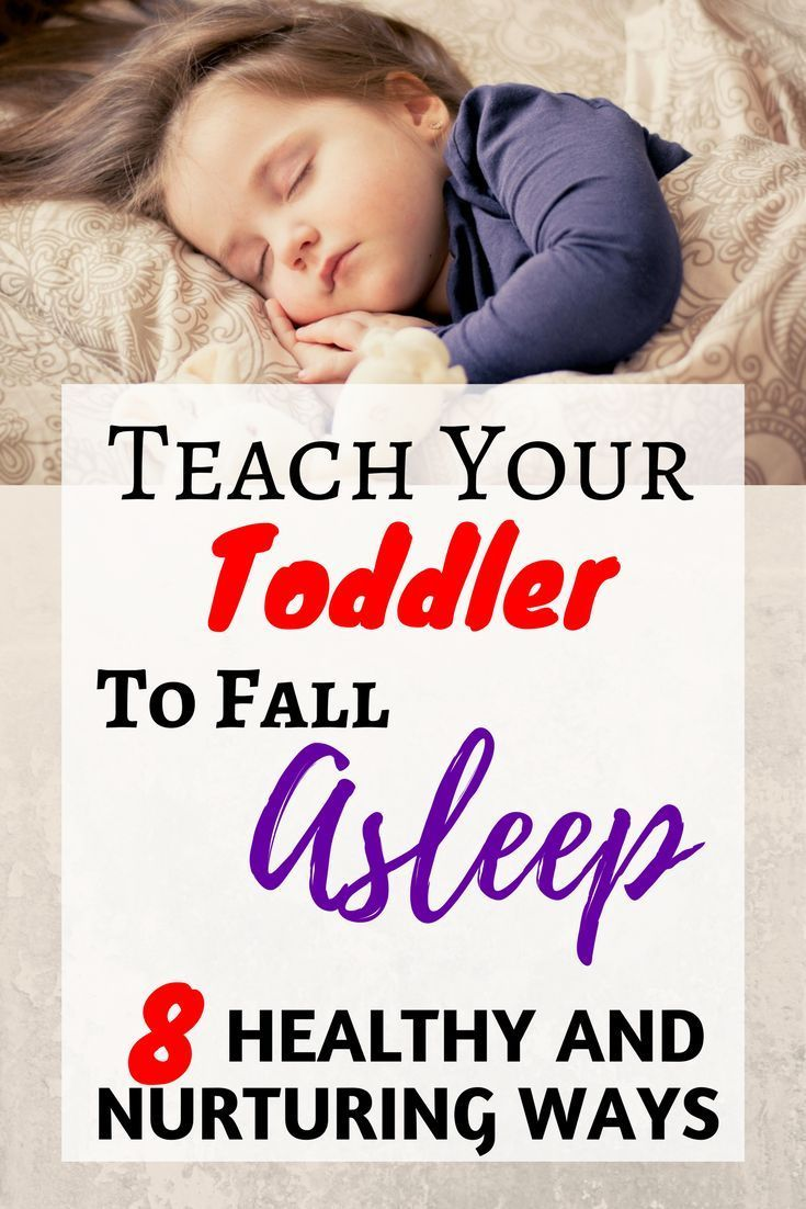 how to make toddlers sleep alone