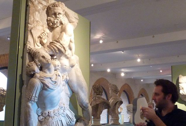 Skanowanie 3D artefaktów