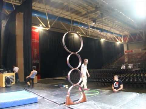 this dude is like an x-men...  Kai Hou Makes Impossible Gymnastic Stunts Look Easy. Just Watch This.