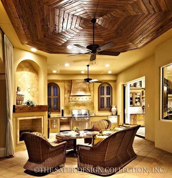 42 best Areas to Entertain - The Sater Design Collection images on ...