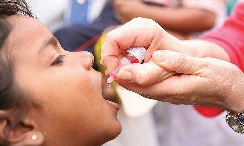 Bill Gates' Polio vaccine program eradicates children, not Polio.