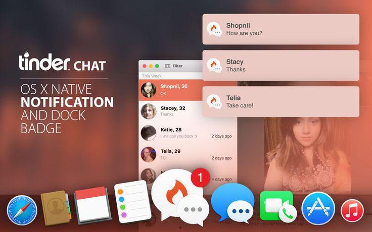 Messenger for Tinder en Mac App Store http://apple.co/2qudiuD