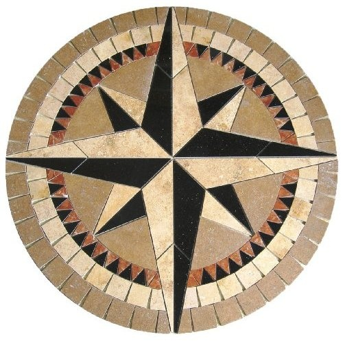 Foyer Tile Direction : Best images about compass designs on pinterest