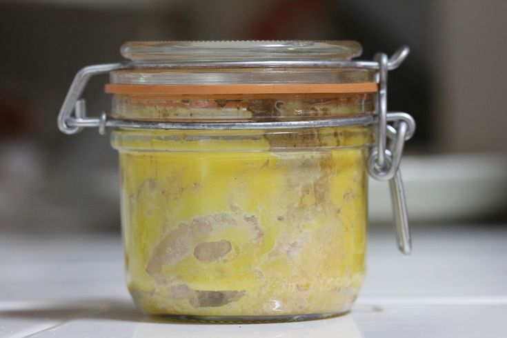 Foie gras cuit en bocal. Foie gras en conserve.. La recette par Chef Simon.