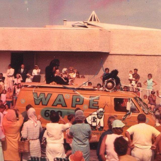 WAPE Am 690 Jacksonville Fl Early 70s In 2019