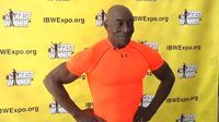 """71 Year-Old Bodybuilder Sam """"Sonny"""" Bryant Jr. Inspires at Health and FitnessExpo"""