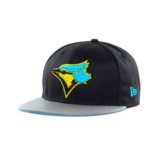 Toronto Blue Jays #MLB Layerd Vize New Era 950 Strapback Hat Cap Flat Bill Brim from $18.99