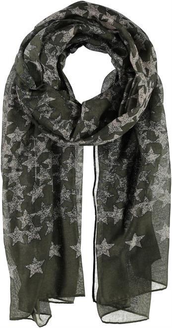 Mooie mos groene sjaal van Passigatti.  #scarf #sjaal #passigatti #fashion #warm