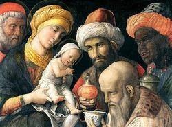 » Epifania del Señor: Adoracion de los Reyes Magos, las tres epifanias - Religion Catolica Romana