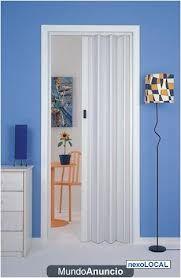 puertas plegables pvc