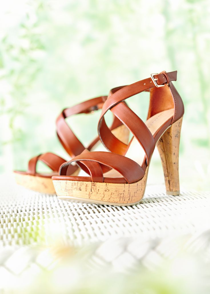 Summers are meant to be strappy. #sandals #LCLaurenConrad #Kohls