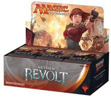 Magic The Gathering: Aether Revolt Booster Box Factory Sealed