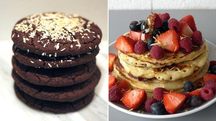 Cookies og kokospannekaker: Syv digge bakverk uten gluten