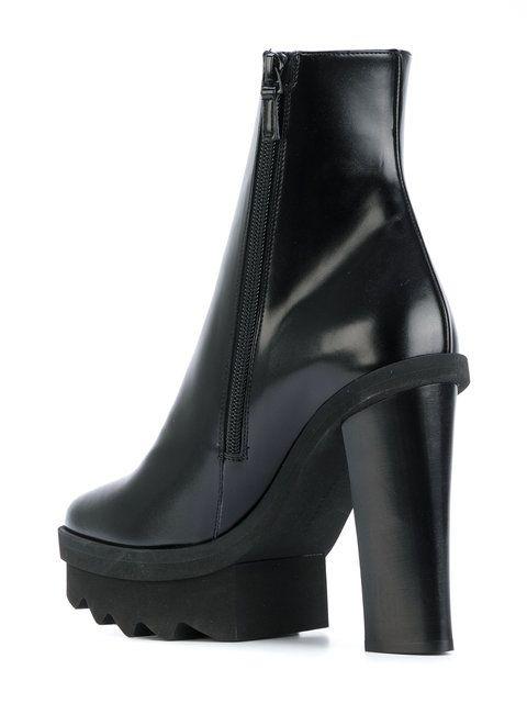 5ef5a2b400ea Stella McCartney platform ankle boots