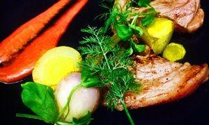 Groupon - Menu gastronomique en 5 services pour 2 personnes dès 49 € au restaurant Fleur de Sel  à BETHUNE. Prix Groupon : 49€