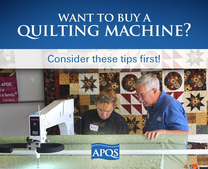 Buying a longarm quilting machine is a big decision. We've pulled together some of our favorite blog articles that outline some important things to think about before buying a longarm quilting machine.