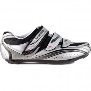 Shimano Road Soccer Cleats Mens Silver Synthetic - ONLY $99.99