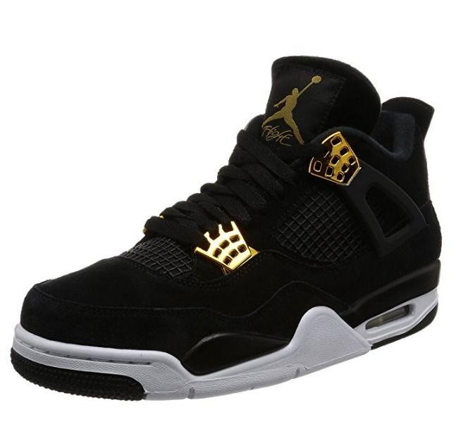 Nike Jordan Men's Air Jordan 4 Retro Basketball Shoe 308497 032 NEW #Jordan #BasketballShoes