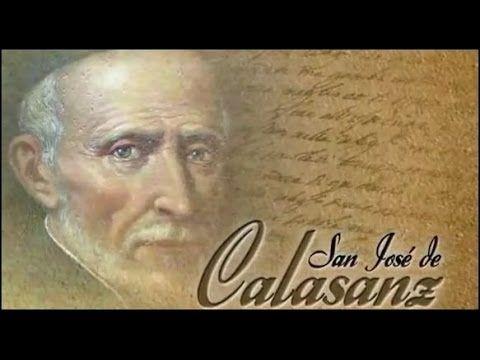 ▶ La historia de San Jose de Calasanz, CANAL EWTN - YouTube