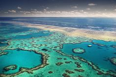 Australia - Gran Barrera de Coral = Great Barrier Reef