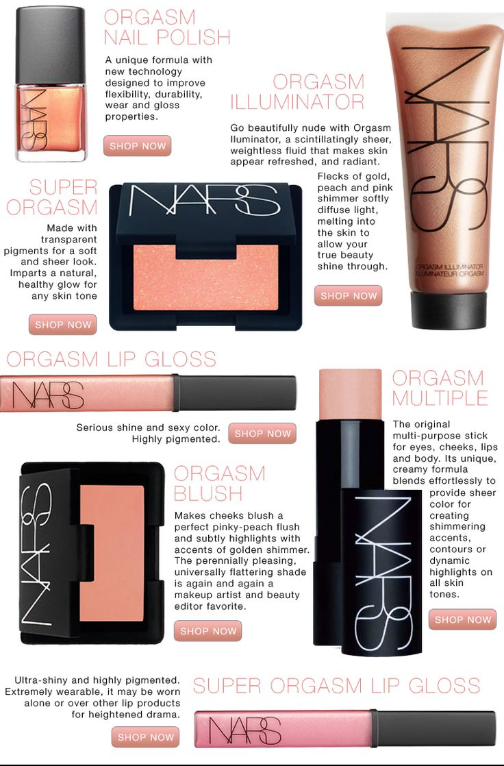 NARS orgasm they look amazing on any skin-tone. The illuminator is perfect for a summer glow all year round