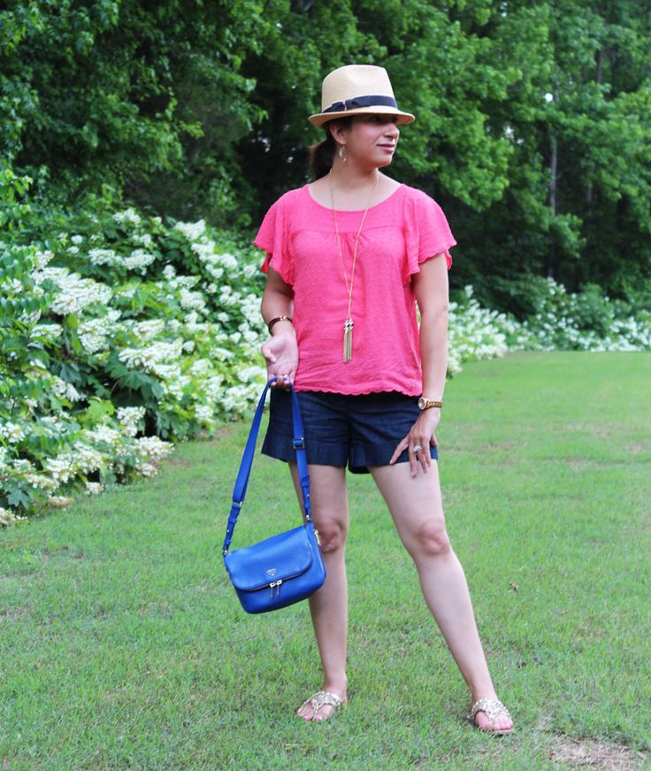 summer barbecue outfit ideas