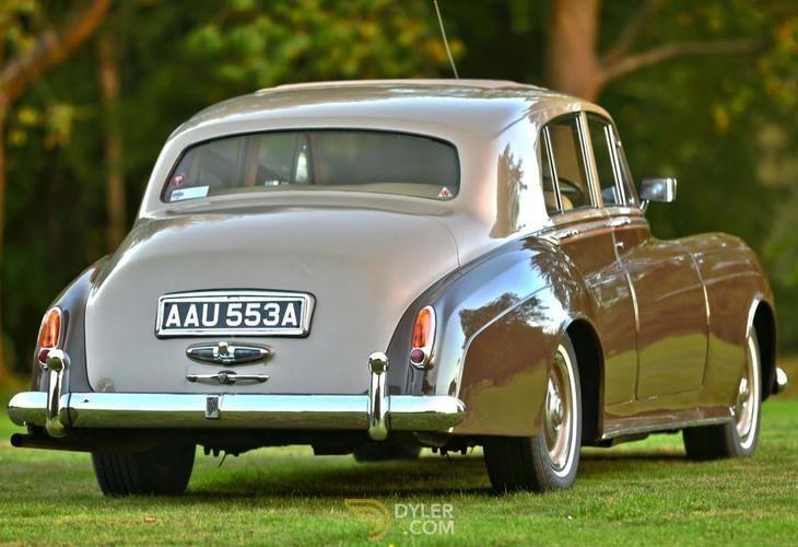 Rolls Royce Silver Cloud 2 Sedan Saloon 1960 Car For Sale