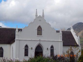 Winery in Stellenbasch