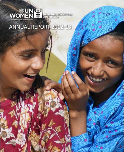 Read out Annual Report to find out how we (and you!) have helped women and girls over the past year.