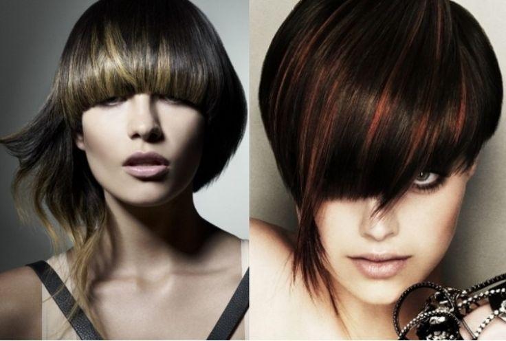 Colore capelli, idee per ravvivare le chiome scure (Foto) | PourFemme