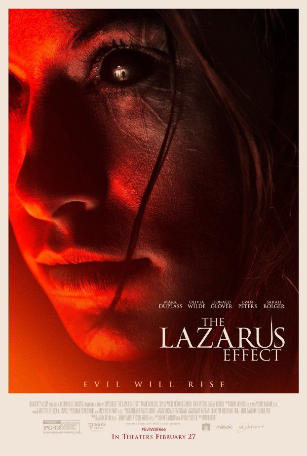 Gruesome Hertzogg Podcast: The Lazarus Effect (2015)