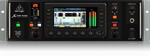 Behringer X32 RACK 40-Input 25-Bus Rackmount Digital Mixing System