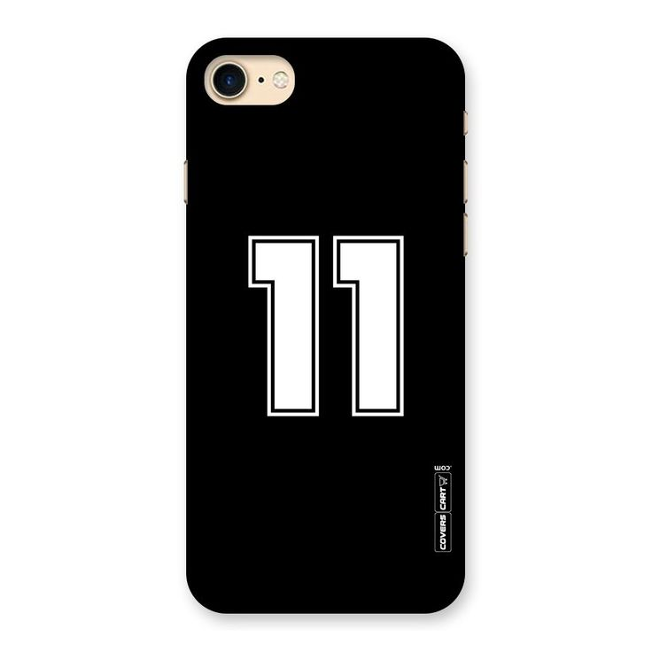 Number 11 Back Case for iPhone 7 | Mobile Phone Covers & Cases in India Online at CoversCart.com