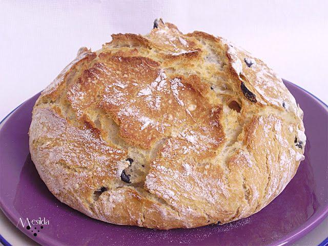 La cocina de Mesilda: Panes