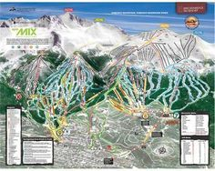 Breckenridge Ski Resort- when you buy tickets here you can go to other surrounding ski resorts and ski also. pretty awesome!