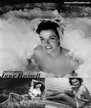 50's siren Jane Russell