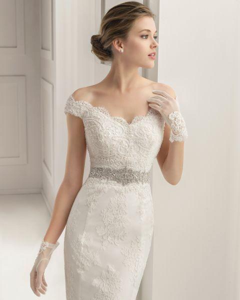Scollature diverse per il tuo abito da sposa…come scegliere quella giusta? Image: 1
