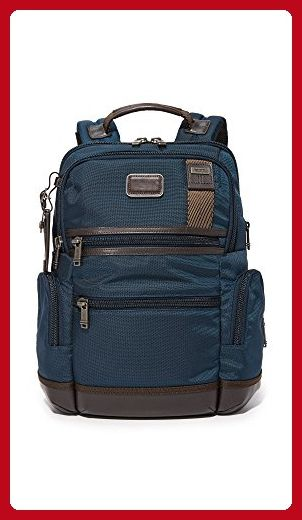 Tumi Alpha Bravo Knox Backpack, Navy, One Size - Dont forget to travel (*Amazon Partner-Link)