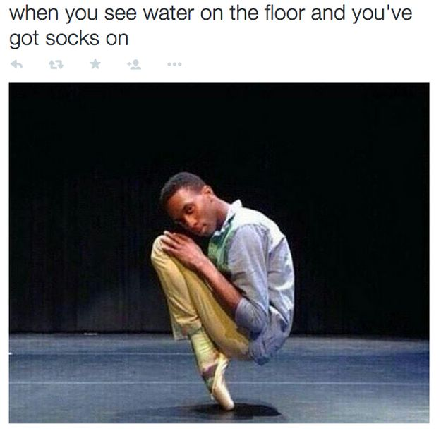 """The """"Wet Floor"""" Pose:   26 Poses Every Single Person Will Immediately Recognize"""