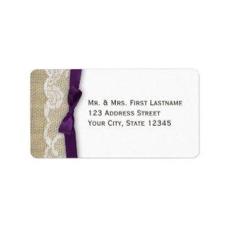 Best Address Labels Images On   Return Address