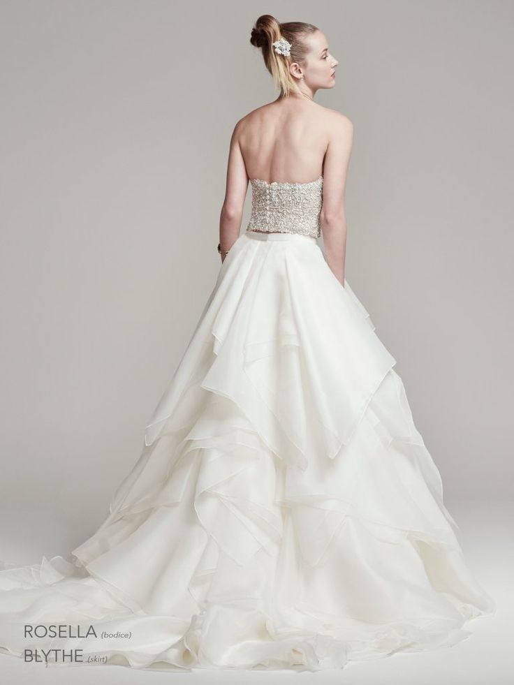 17 best Sottero and Midgley Amélie Collection images on Pinterest ...