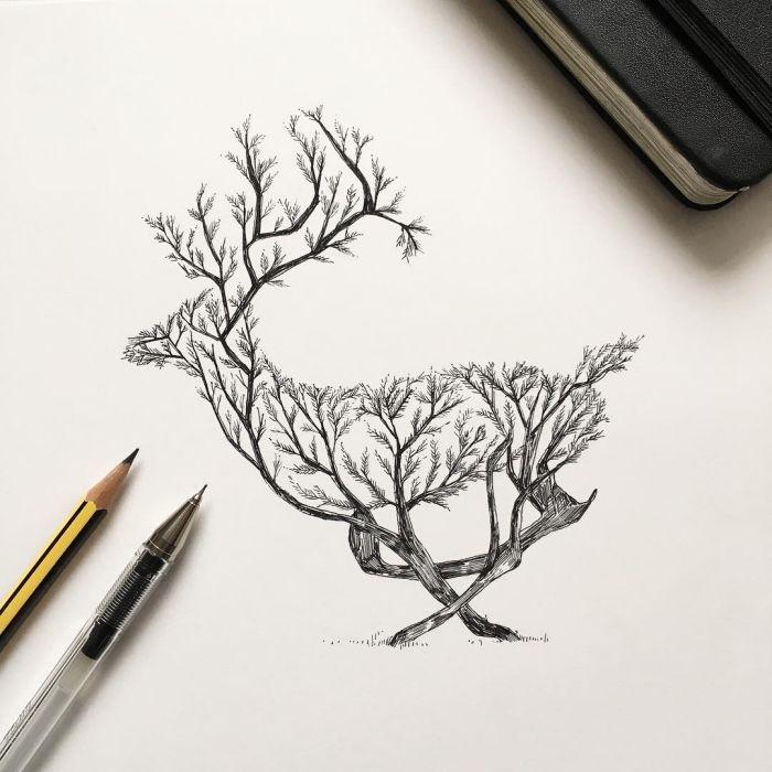 1001  ideen und inspirationen für bilder zum zeichnen