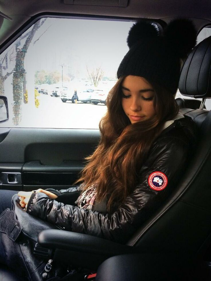 Snow bunny Madison Beer