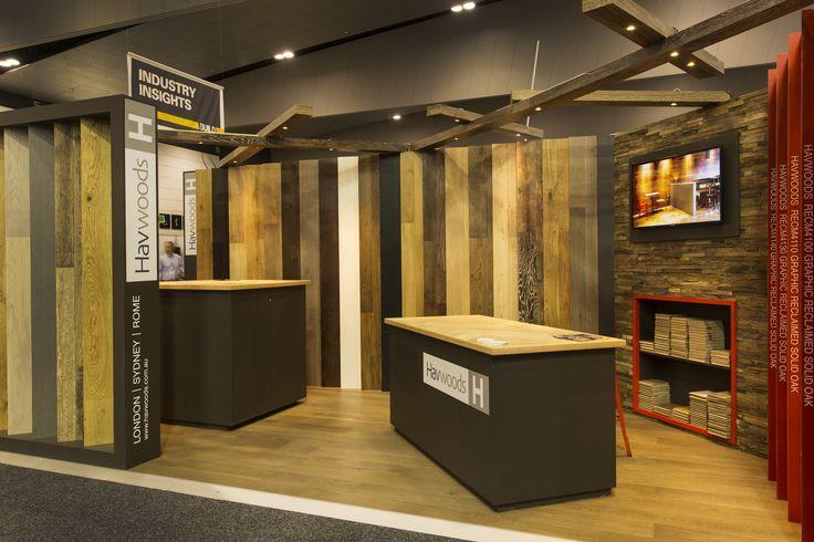 Havwoods Australia at DesignBuild 2014