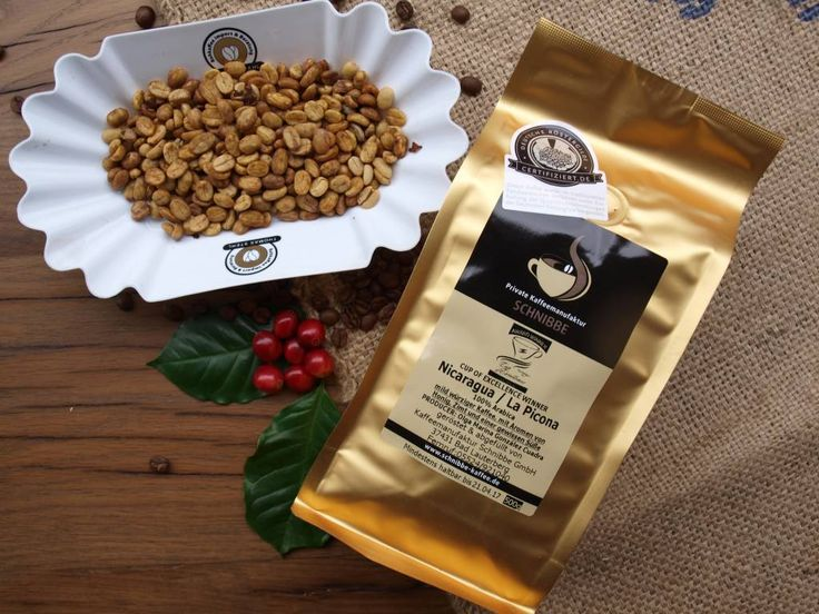 """Nicaragua La Picona """"Cup of Excellence"""" http://www.schnibbe-kaffee.de/de/nicaragua-la-picona-cup-of-excellence.html"""